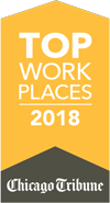 Top Workplaces 2018 | Chicago Tribune