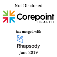 Corepoint Health has been acquired by Rhapsody