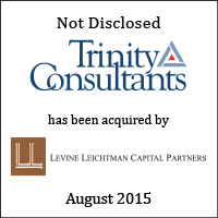 Trinity Consultants Acquired by Levine Leichtman Capital