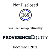365 Retail Markets (logo) Has Been Recapitalized by  Providence Equity Partners (logo)