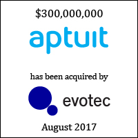 aptuit has been acquired by evotec