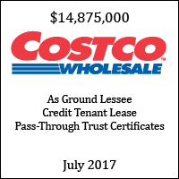 Costco Credit Tenant Lease