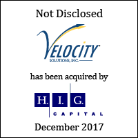 Velocity-Solutions