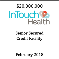 InTouch Health Senior Secured Credit Facility February 2018